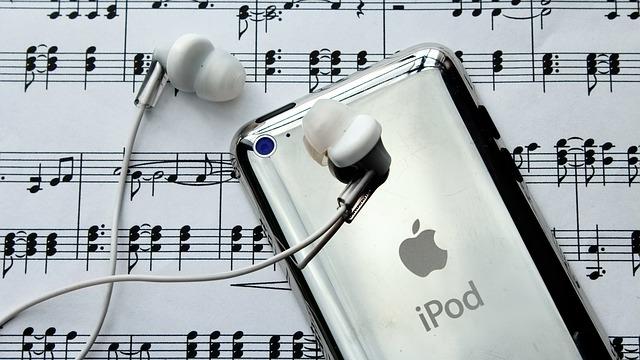 iPod a hudba