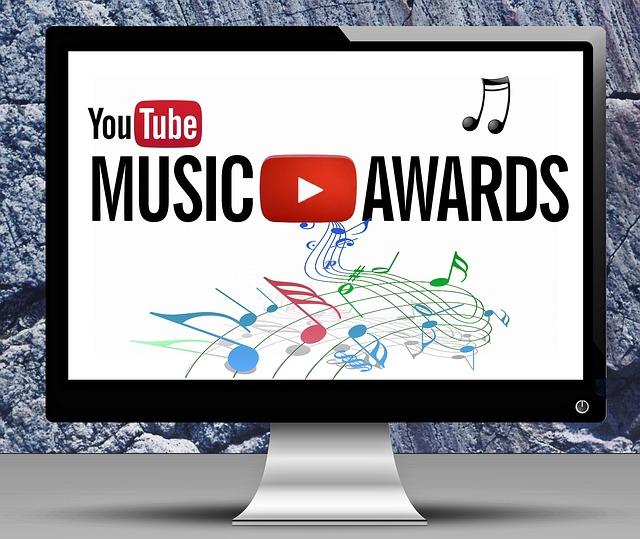 Youtube hudební ceny