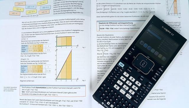 složitá matematika