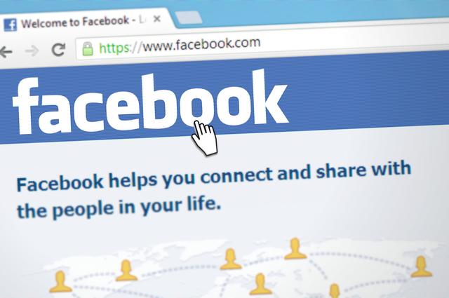 ukazatel myši na fb