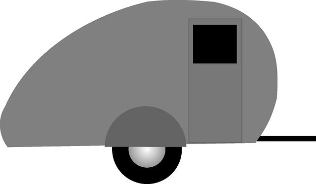 mobilní karavan