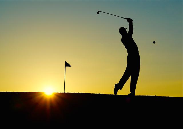 úder golfisty